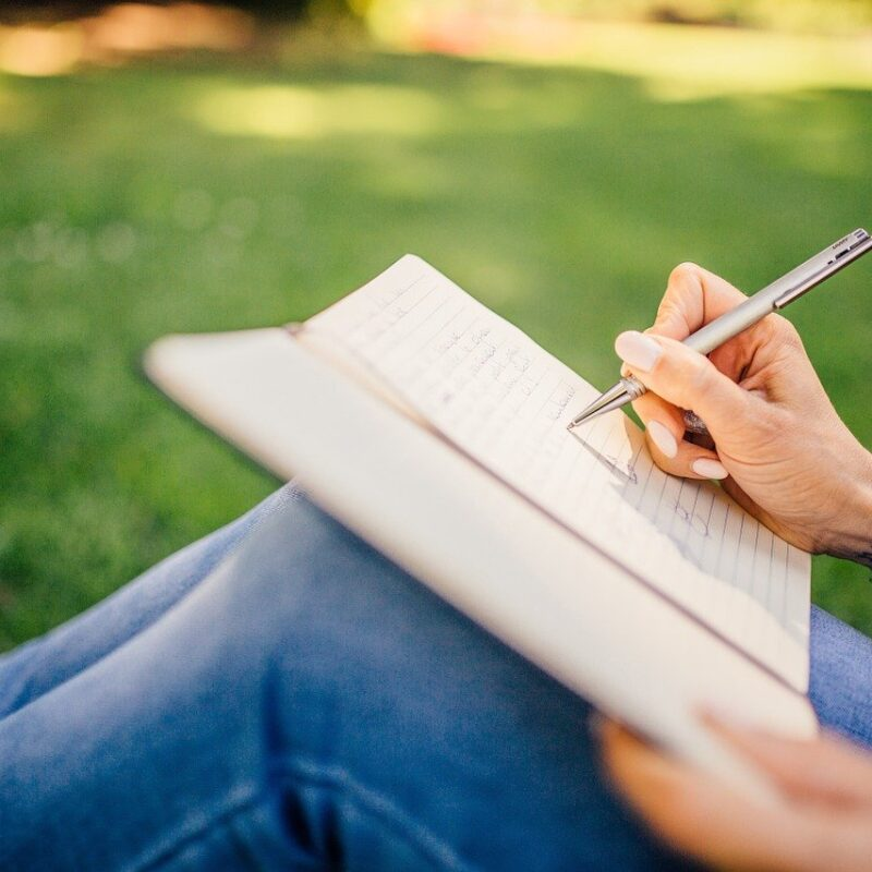 How a writing habit can change your life